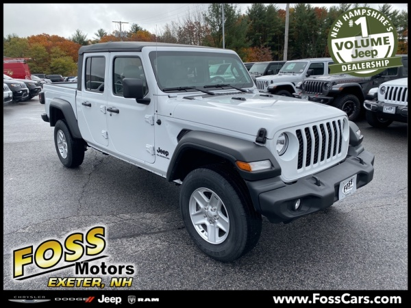 2020 Jeep Gladiator in Exeter, NH