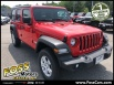 2019 Jeep Wrangler Unlimited Sport S for Sale in Exeter, NH