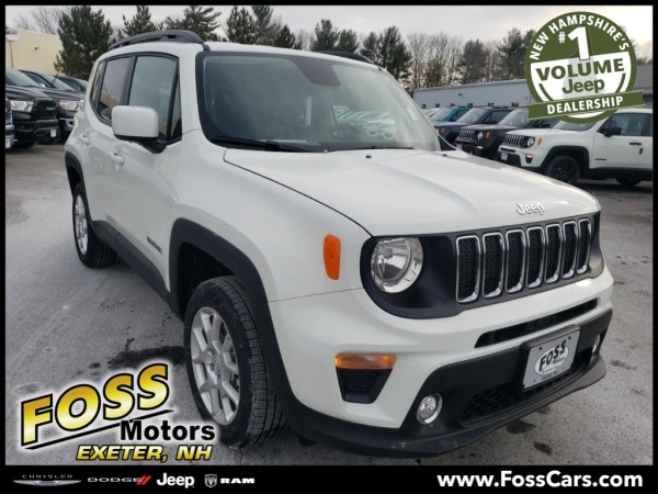 2020 Jeep Renegade in Exeter, NH