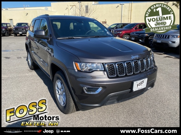 2020 Jeep Grand Cherokee in Exeter, NH