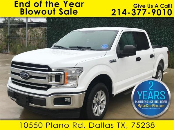 2018 Ford F-150 in Dallas, TX