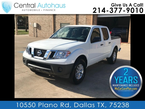2019 Nissan Frontier in Dallas, TX