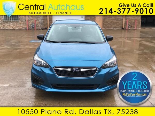 2019 Subaru Impreza in Dallas, TX