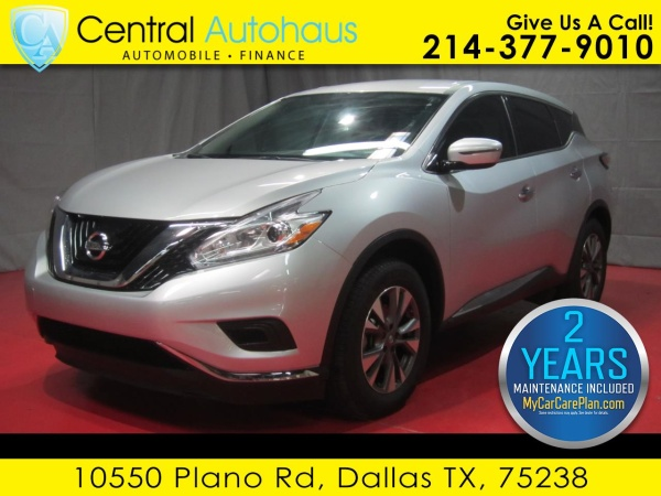 2017 Nissan Murano 2017 5 S FWD For Sale in Dallas, TX | TrueCar