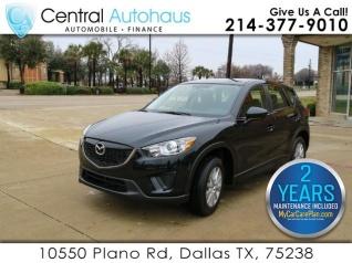 Used 2014 Mazda CX 5 Sport FWD Manual For Sale In Dallas, TX