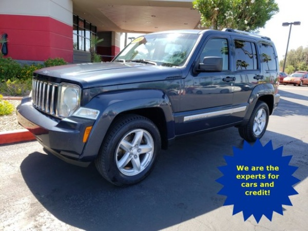 2008 Jeep Liberty in Glendale, AZ