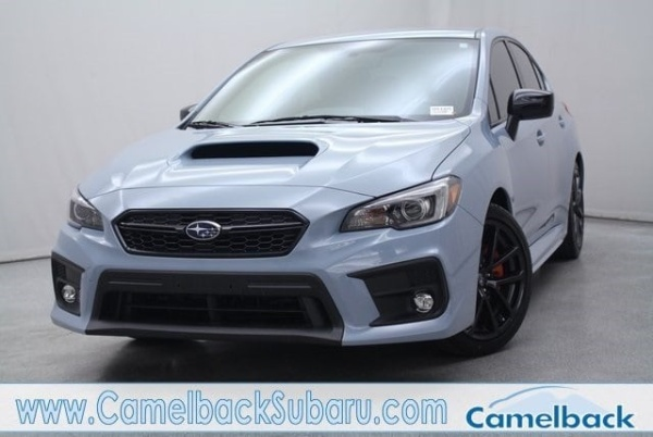 2019 Subaru WRX Premium