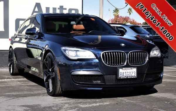 2015 BMW 7 Series in Sacramento, CA