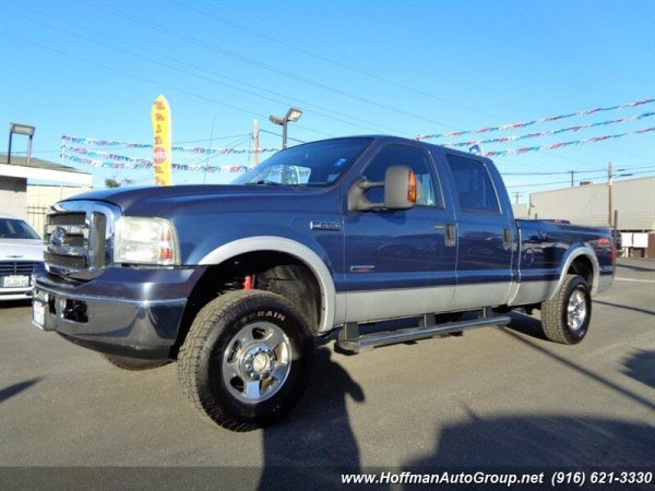 2006 Ford Super Duty F-250 Amarillo