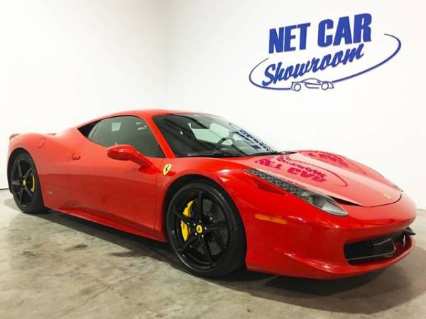 2011 Ferrari 458 Italia in Houston, TX