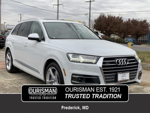 2019 Audi Q7 in Frederick, MD