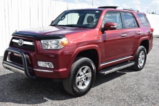 Used 2013 Toyota 4Runner SR5 V6 4WD For Sale In Panama City, FL