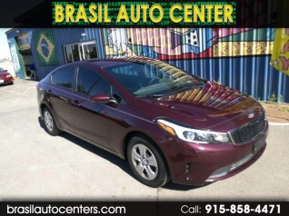Used 2017 Kia Forte LX Sedan Automatic For Sale In El Paso, TX