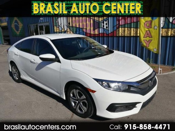 Used Honda Civic for Sale in El Paso, TX | U.S. News ...