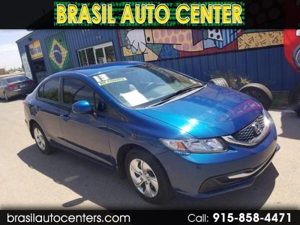 2013 Honda Civic in El Paso, TX