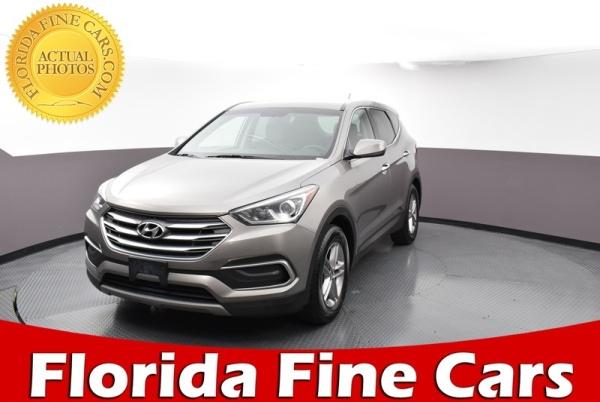 2018 Hyundai Santa Fe Sport in West Palm Beach, FL
