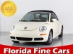 2006 Volkswagen New Beetle 2.5 Convertible Auto for Sale in West Palm Beach, FL