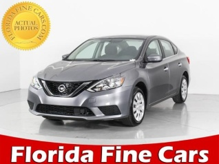 Used 2018 Nissan Sentra S CVT For Sale In West Palm Beach, FL
