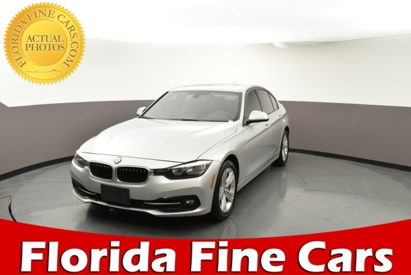 2016 BMW 3 Series in West Palm Beach, FL