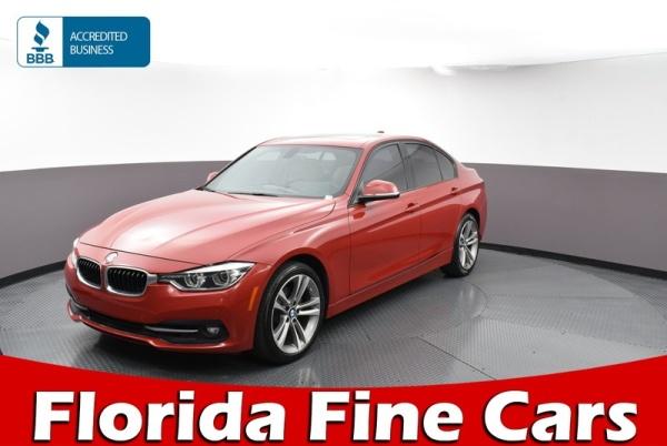 2016 BMW 3 Series in West Palm Beach, FL