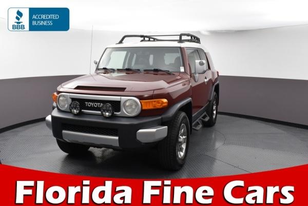 Toyota Dealership Fort Lauderdale >> Used Toyota Fj Cruiser For Sale In Fort Lauderdale Fl 17