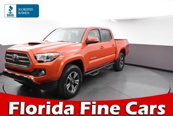 2017 Toyota Tacoma in West Palm Beach, FL