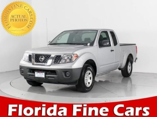 Delightful Used 2017 Nissan Frontier S King Cab 2WD Auto For Sale In West Palm Beach,