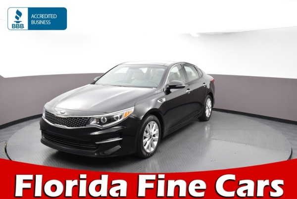 2016 Kia Optima in West Palm Beach, FL
