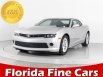 2015 Chevrolet Camaro LS with 2LS Coupe for Sale in West Palm Beach, FL