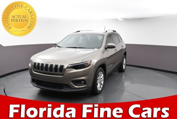 2019 Jeep Cherokee in West Palm Beach, FL
