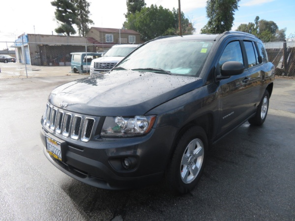 2014 Jeep Compass in Bakersfield, CA