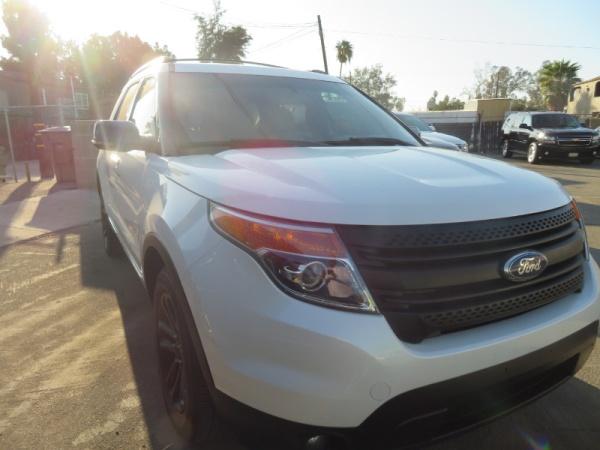 2012 Ford Explorer in Bakersfield, CA