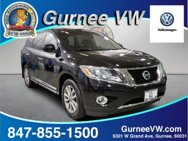 2014 Nissan Pathfinder in Gurnee, IL