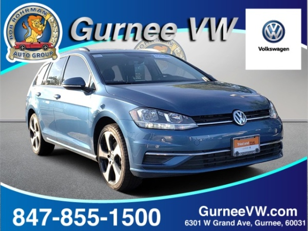 VW Dealer Chicago >> Used Volkswagen Golf For Sale In Chicago Il 117 Cars From