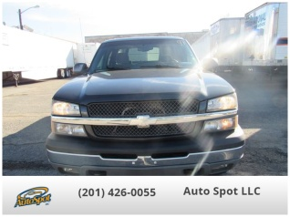 2005 Chevrolet Silverado 1500 Ls Crew Cab Short Box 4wd For In Hasbrouck Heights