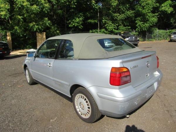 2002 Volkswagen Cabrio in Garfield, NJ