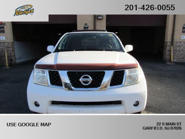 2005 Nissan Pathfinder in Garfield, NJ