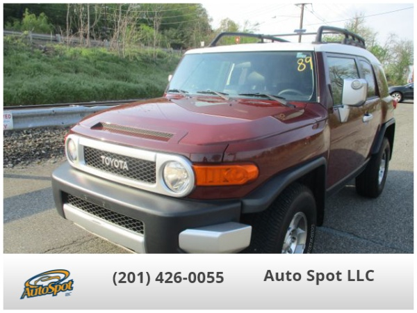 2008 Toyota FJ Cruiser 4WD 4dr Auto $14,699 Hasbrouck Heights, NJ
