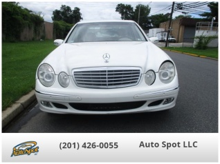 Used 2005 Mercedes Benz E Class E 320 Sedan RWD For Sale In Hasbrouck