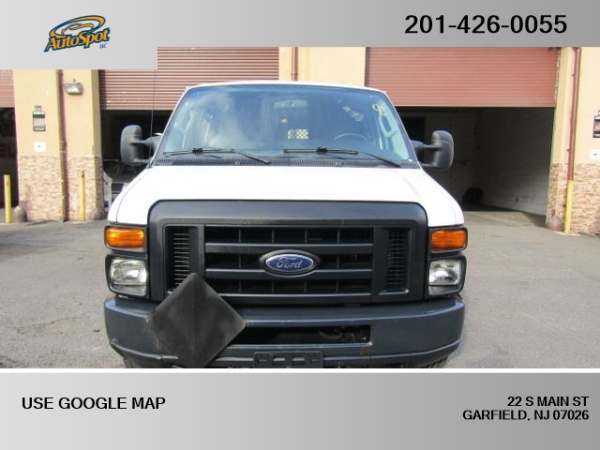 2012 Ford Econoline Cargo Van in Garfield, NJ