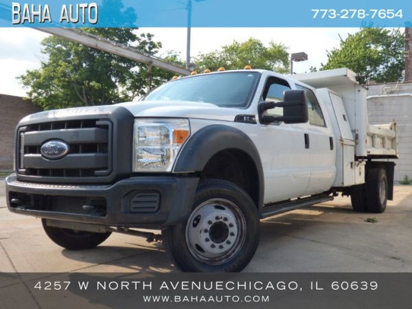 2015 Ford Super Duty F-550 in Chicago, IL