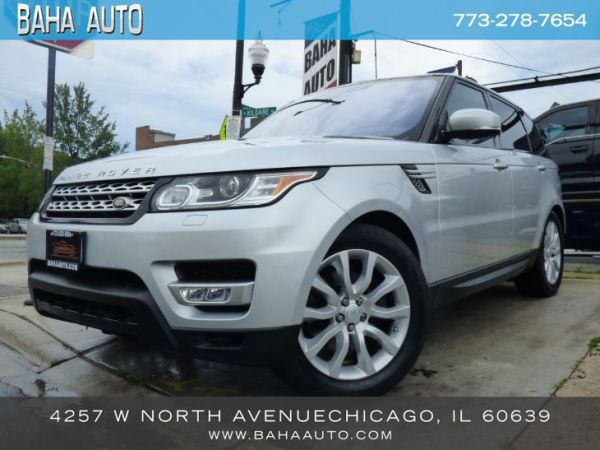 2017 Land Rover Range Rover Sport in Chicago, IL