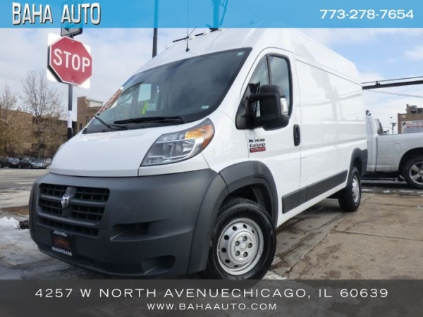 2018 Ram ProMaster Cargo Van in Chicago, IL