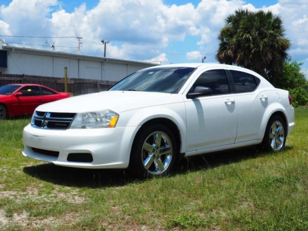 2012 Dodge Avenger in Eustis, FL