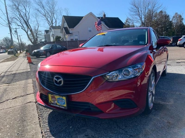 2015 Mazda Mazda6 in Wantagh, NY