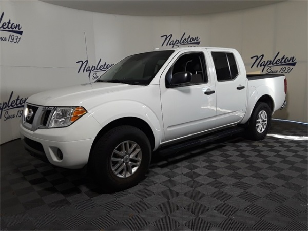 2016 Nissan Frontier in Palm Beach Gardens, FL