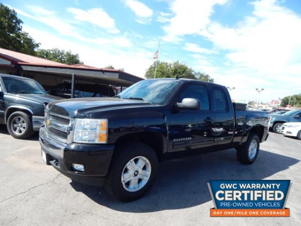 2011 Chevrolet Silverado 1500 in Chickasha, OK