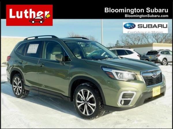 2020 Subaru Forester in Bloomington, MN