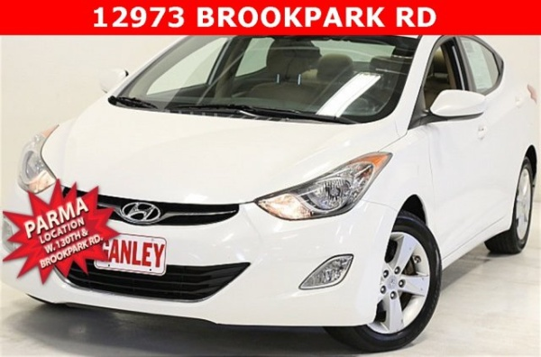 2012 Hyundai Elantra in Brook Park, OH