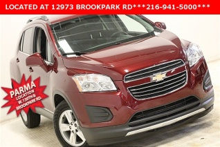 6e85c25524a6e4 2016 Chevrolet Trax LT FWD for Sale in Brook Park